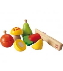 Игровой набор Plan Toys Фрукты и овощи 5337
