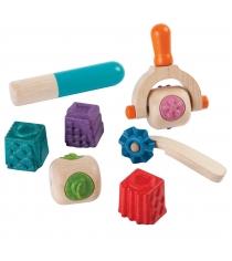 Набор Plan Toys для игры с тестом номер 2 5698
