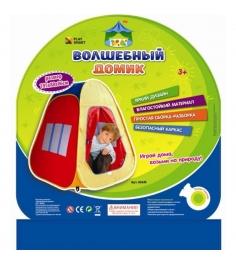 Детская игровая палатка волшебный домик в сумке Play Smart 1001M...