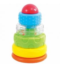 Развивающая игрушка PlayGo Пирамида неваляшка Play 1675