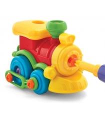 Набор PlayGo Юный механик с паровозиком Play 2008