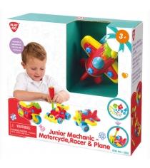 Набор PlayGo Юный механик 3 в 1 Play 2012