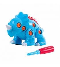 Развивающая игрушка PlayGo Построй динозавра Play 2044