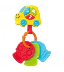 Развивающая игрушка PlayGo Брелок с ключами Play 2661