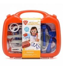 Игровой набор Playgo доктора в чемоданчике Play 2930