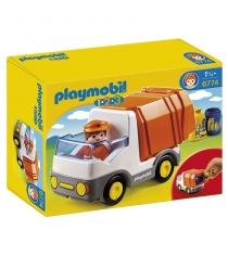 1 2 3 мусоровоз Playmobil 6774pm