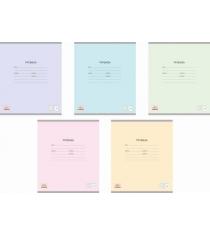 Ученическая тетрадь классика в клетку 18 листов Полиграфика 35286