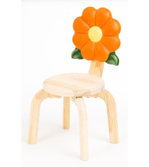 Стул детский Polli Tolli Цветочек Маргаритка