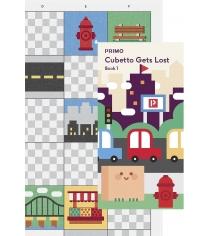 Карта для путешествий Город Primo toys 13496