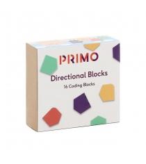Блоки направления 16 штук Primo toys 41281