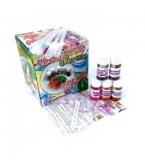 Набор для экспериментов молочная радуга Qiddycome 027N