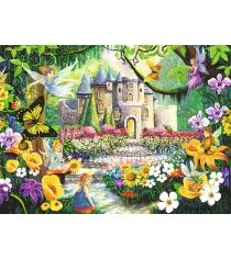 Пазл Ravensburger Сказочный замок xxl 200 шт 12609