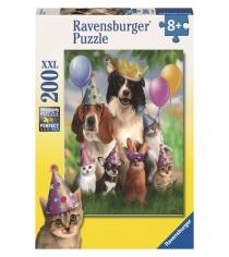 Пазл Ravensburger Король вечеринки xxl 200 шт 12643