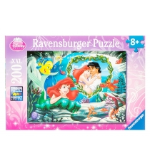 Пазл Ravensburger Мечта Русалочки xxl 200 шт 12763