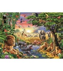 Пазл Ravensburger Книга джунглей xxl300 шт 13073