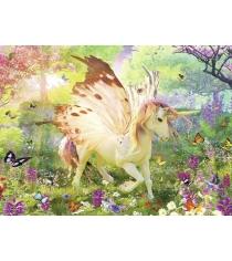 Пазл Ravensburger Единорог в волшебном лесу xxl 300 шт 13092
