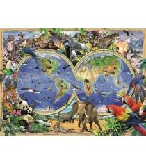 Пазл Ravensburger Мир дикой природы xxl 300 шт 13173