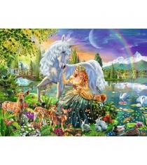 Пазл Ravensburger светящийся Сказочная красота xxl 200 шт 13673