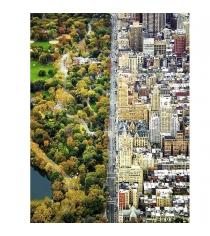 Пазл Ravensburger Лес и Нью Йорк 1500 шт 16254
