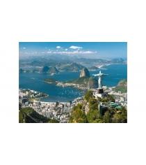 Пазл Ravensburger Вид на Рио 1500 шт 16317