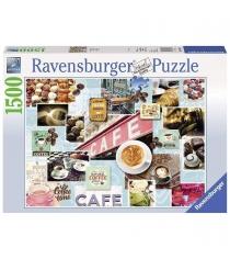 Пазл Ravensburger Кофе и сладости 1500 шт 16346