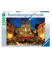 Пазл Ravensburger Испанская лестница в Риме 1500 шт 16370