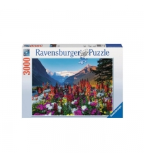 Пазл Ravensburger Горные цветы 3000 шт 17061