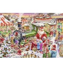 Пазл Ravensburger Рождественский экспресс 1000 шт 19420