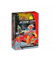 Игровой набор автодром с 1 машинкой RealToy 28519