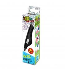 Картридж для 3Д ручки Redwood вертикаль цвет черный 161069