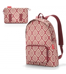 Рюкзак складной Mini maxi Reisenthel AP3065 diamonds rouge