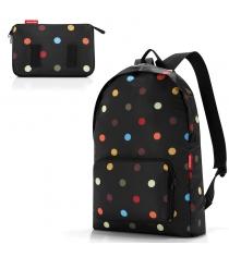 Рюкзак складной Mini maxi dots Reisenthel AP7009
