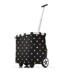 Сумка - тележка Carrycruiser dots Reisenthel OE7009