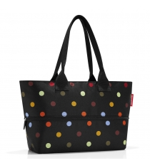 Сумка Shopper E1 dots Reisenthel RJ7009