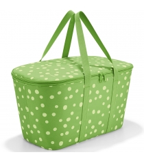 Термосумка Coolerbag spots Reisenthel UH5039 green