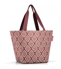 Сумка Shopper M Reisenthel ZS3065 diamonds rouge