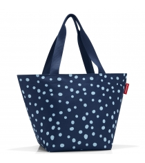 Сумка Shopper M spots navy Reisenthel ZS4044