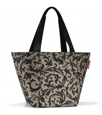 Сумка Shopper M baroque taupe Reisenthel ZS7027