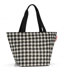 Сумка Shopper M fifties Reisenthel ZS7028 black