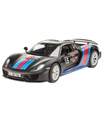 Модель автомобиля Revell Porsche 918 Spyder Weissach Sport Version 1:24 07027R