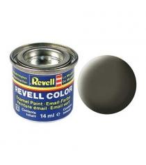Краски для моделизма Revell НАТО-оливковая РАЛ 7013 матовая 32146