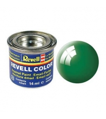 Краски для моделизма Revell эмалевая изумрудная РАЛ 6029 глянцевая 32161