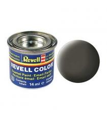 Краски для моделизма Revell эмалевая зелено-серая РАЛ 7009 32167