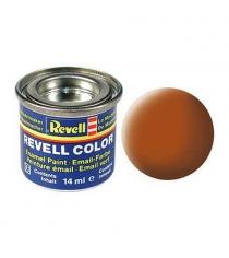 Эмалевая краска Revell коричневая РАЛ 8023 матовая 32185