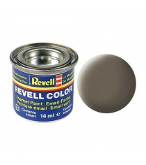 Краски для моделизма Revell эмалевая цвета хаки РАЛ 7008 матовая 32186