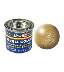 Эмалевая краска Revell золото металлик 32194