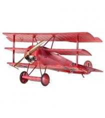 Набор со сборной моделью самолета Revell Fokker Dr I 1-ая МВ 1:48 64682