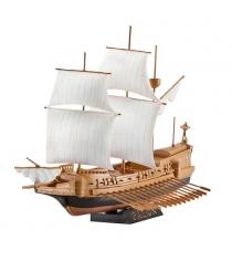 Модель испанского галеона Revell 1:450 65899
