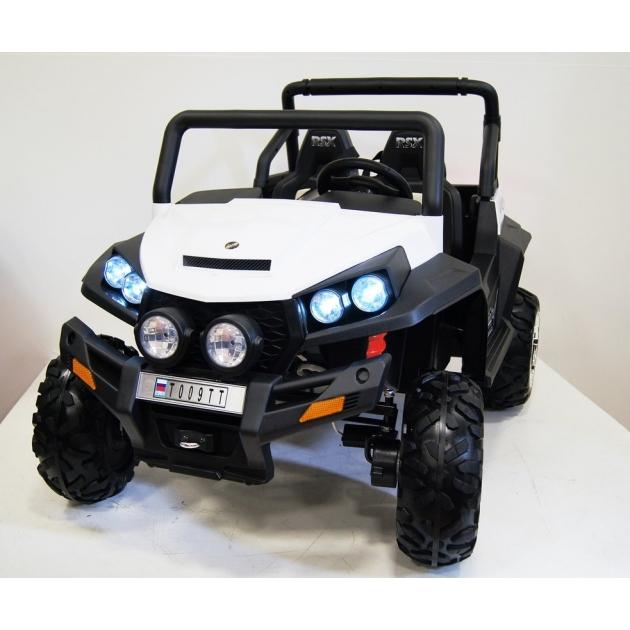 Электромобиль Buggy 4*4 белый