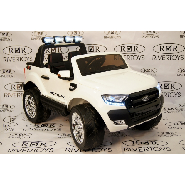 Электромобиль New Ford Ranger 4WD белый
